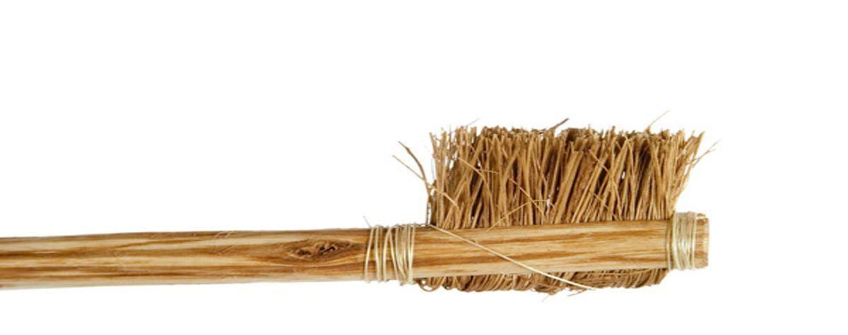 Sabes quién inventó el cepillo de dientes?
