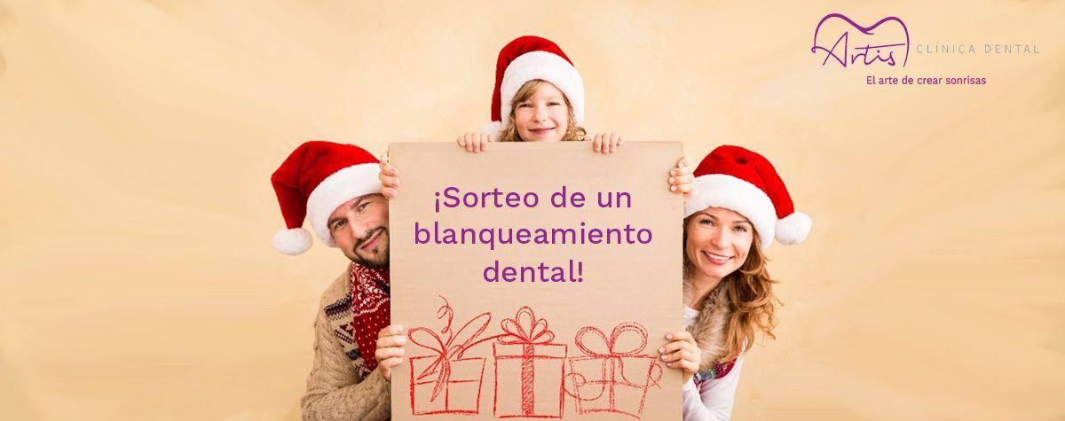 ¿Quieres lucir la mejor de las sonrisas estas Navidades?