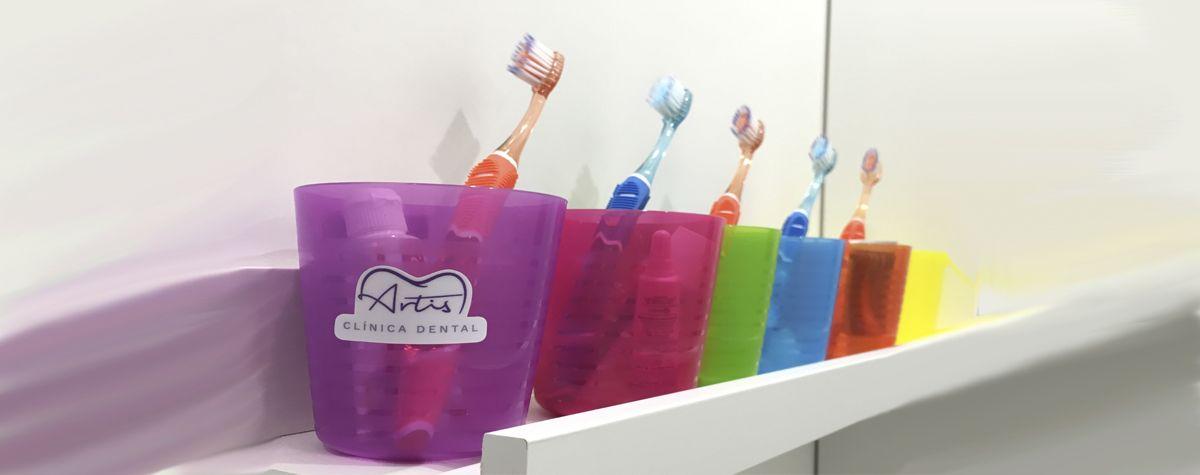 5 Consejos Artis para el buen cuidado de tu cepillo dental