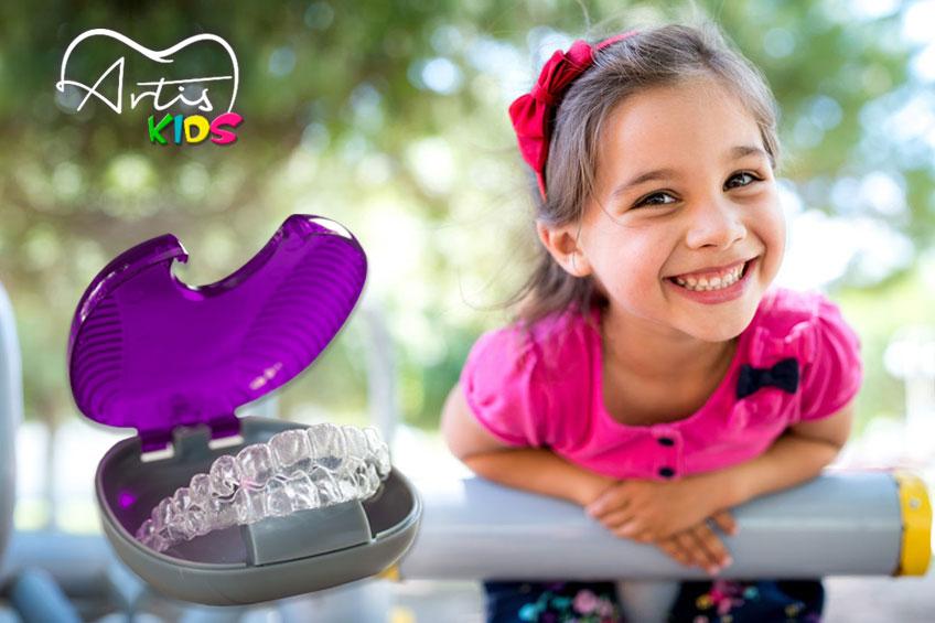 Ortodoncia en Sabadell: INVISALIGN KIDS