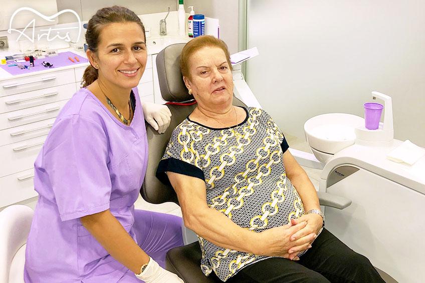 La salud oral en los mayores